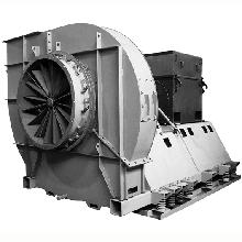 Вентилятор дутьевой напорный ВДН