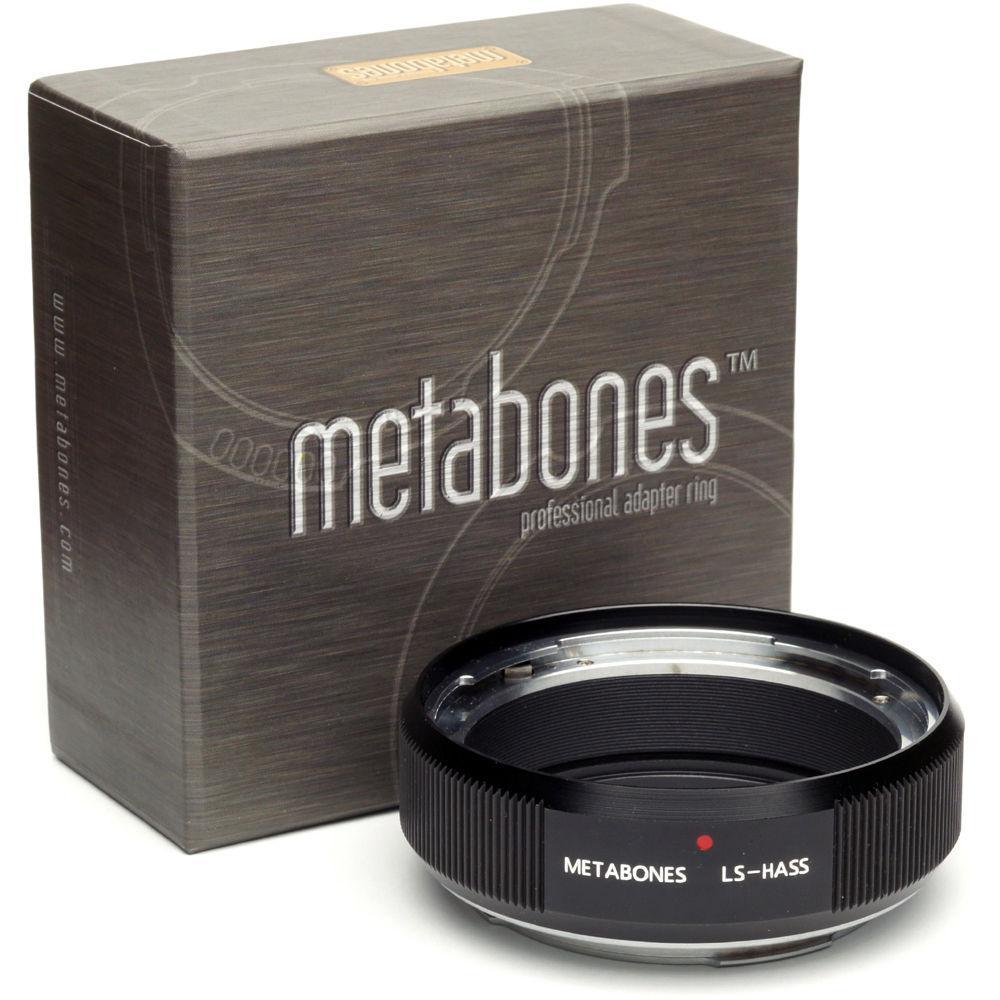 Metabones Hasselblad V Lens to Leica S Camera Lens Mount Adapter (MB_HV-LS-BM1)