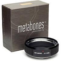 Metabones Hasselblad V Lens to Leica S Camera Lens Mount Adapter (MB_HV-LS-BM1), фото 1