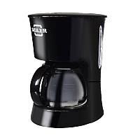 220-240 600мл Seiler черный капельное кофеварка машина homade кофе чай машина