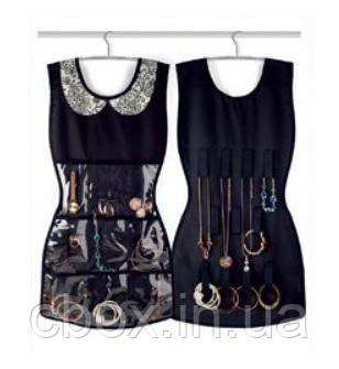 """Органайзер для бижутерии """"Маленькое черное платье"""", Эйвон, Dress Shaped Storage Avon, 61748"""