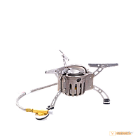 Мультитопливная горелка Kovea KB-0603 Booster +1 (82881)