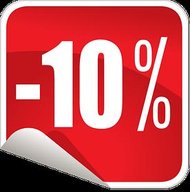 Дарим СКИДКУ 10% на все!