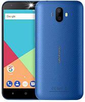 Смартфон ORIGINAL Ulefone S7 blue (4Х1.3Ghz; 1Gb/8Gb; 8+5МР/5МР; 2500 mAh)