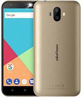 Смартфон ORIGINAL Ulefone S7 gold (4Х1.3Ghz; 1Gb/8Gb; 8+5МР/5МР; 2500 mAh)