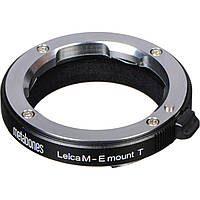 Metabones Leica M Lens to Sony E-Mount Camera T Adapter (MB_LM-E-BT2)