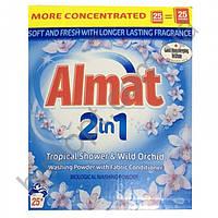 Стиральный порошок Almat 2 in 1 Tropical Shower & Wild Orchid 1.625 кг
