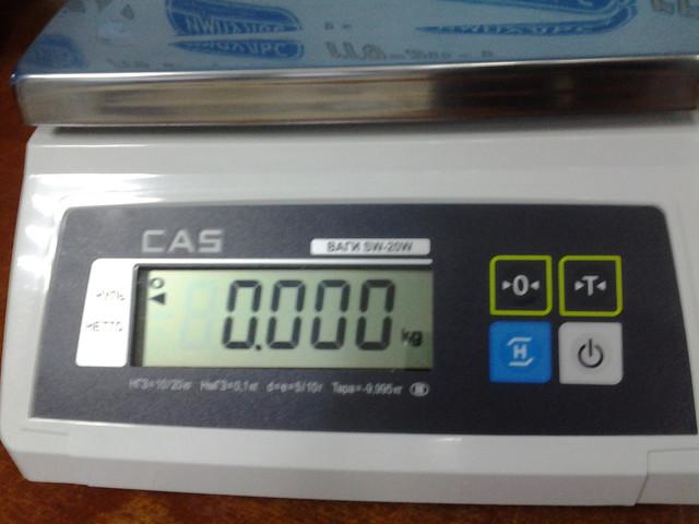весы CAS SW-W купить