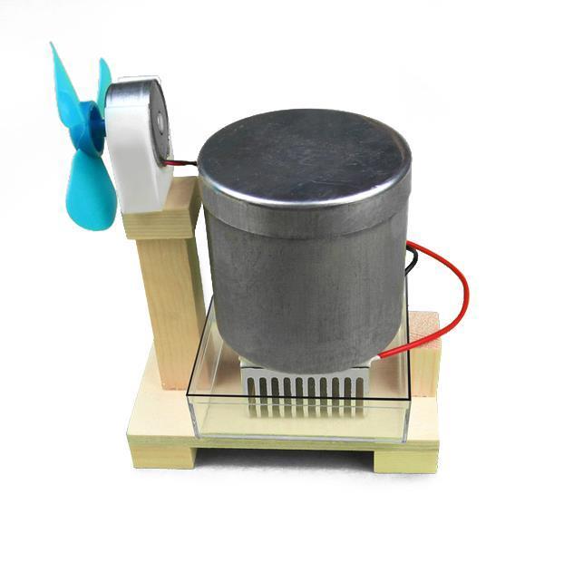 Термоэлектрические горячей воды вентилятор обучающий эксперимент инструмент малыша поделок детей физико оборудование Образование - ➊TopShop ➠ Товары из Китая с бесплатной доставкой в Украину! в Днепре
