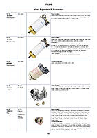 Фильтр  сепаратор  топливный