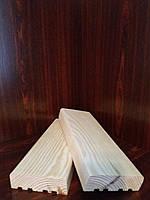 Верандная доска сосна 35х130