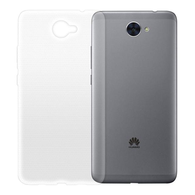 Чехол GlobalCase (TPU) Extra Slim для Huawei Y7 (Light) (1283126477362)