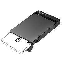 MantisTek® Mbox2.5 без инструментов USB 3.0 SATA III HDD и SSD корпус Внешний Чехол Поддержка UASP