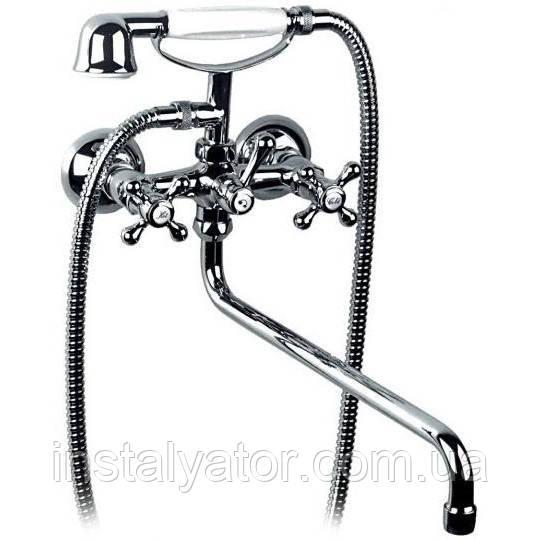 Смеситель для ванны Armatura Retro 374-148-00