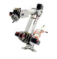 DoArm S6 6 dof робот руку АББ модель Металлический механический манипулятор для умный робот