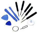 Инструмент набор для ремонта телефон разборка iphone андроид отвертка 11 в 1, фото 3