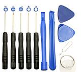 Инструмент набор для ремонта телефон разборка iphone андроид отвертка 11 в 1, фото 4