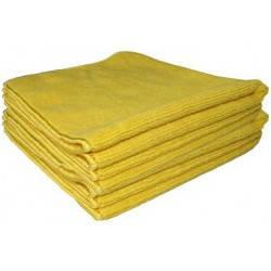 Микрофибровое полотенце - CARPOLISH Laser Polish 40x40 см. jaune (615.300.351), фото 2