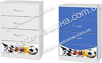 Комод 4 Футбол NEW 600*490*1160
