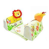 Vvcare BC-Q1 Младенческая малышей Baby Sleep позиционер Стабилизатор для кормления Подушка Отрегулируйте положение для сна