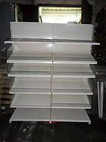 Кондитерский стеллаж линия 1,95 м. б у, прилавок кондитерський б у