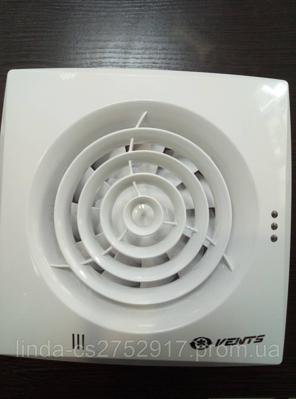 Вентилятор осевой Вентс 150 Квайт, вентилятор тихий, вентилятор бытовой.