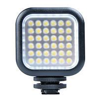 Godox LED36 5500 ~ 6500K фотографии видео LED свет лампа для DSLR камеры видеокамеры Mini DVR