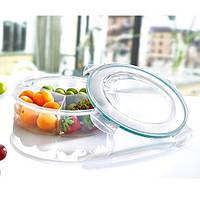 Трехсекционный пищевой контейнер LC-500 Irak Plastik