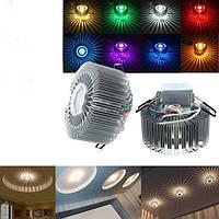 3w LED алюминиевый потолочный светильник коридор балкон подвесной светильник освещение люстры