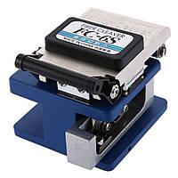Волоконно-тесак высокой точности резак оптического волокна Скалыватель высокой точности режущего инструмента компактный Доди и легкий в