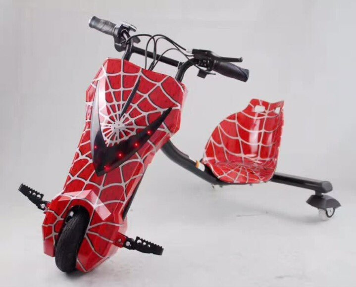 Windtech Crazy Bug 350W spider man