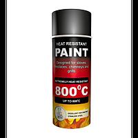 Термостойкая краска аэрозоль Hansa 400 мл