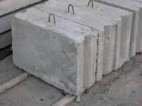Фундаментні блоки будівельні   ФБС 12.4.6Т