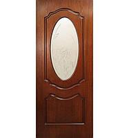 """Двери Омис шпон """"Оливия"""" 80 (орех Lux)"""
