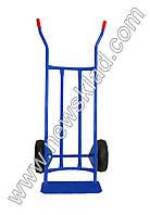 Тележка грузовая ручная для мешков и пивных кег,Ручная тачечная тележка двухколесная РТТ-075 П