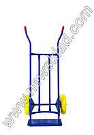 Тележка грузовая ручная для мешков и пивных кег, Ручная тачечная тележка двухколесная РТТ-075 ПП