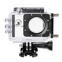 Водонепроницаемый корпус + зарядное устройство для спортивной камеры автомобиля SJCAM SJ5000 серия на мотоцикле