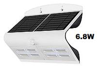 Светильник аккумуляторный на солнечной батарее LSD-SWL-6,8W-Butterfly (белый)