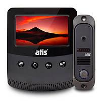 Комплект видеодомофона - Atis AD-430B Kit box