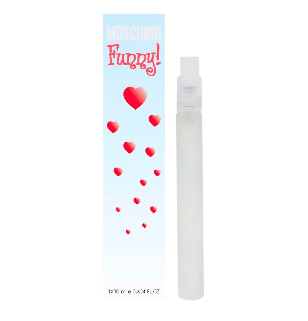 Мини-парфюм женский Moschino Funny! (10 мл)