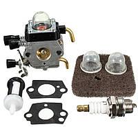 Воздушный фильтр прокладка лампы для STIHL триммер FS45 FS46 fs46c зама Spark карбюратор карбюратор