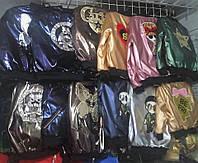 Куртка бомбер детская рост 110, 116, 122 см на 5, 6, 7 лет Bnad-350a