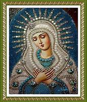 """Алмазная вышивка икона """"Богородица"""""""