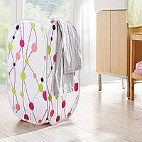 Ванной складная стирка одежды хранения корзина белья мешок Хампера хранения бен одежды