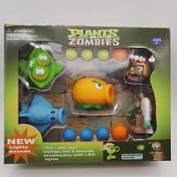 Набор-игра Зомби против Растений Plants Vs Zombies - СКИДКА - Повреждена коробка