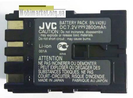 Акумуляторна батарея JVC BN-V428U, фото 2