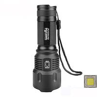 Warsun X50 XM-L2 3Modes 1200LM Zoomable LED Фонарик 18650