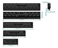 "Интерцептор ""Zipwake 300S"" с кабелем 3 м и защитой кабеля"