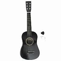 23 Укулеле Деревянная акустическая 6-струнная мини-гитара Инструментальная игрушка
