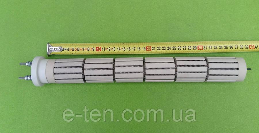 Сухой СТЕАТИТОВЫЙ керамический тэн ELECTRON-T 2000W / L=38см (под фланец-колбу) для бойлеров Thermex, Ferroli